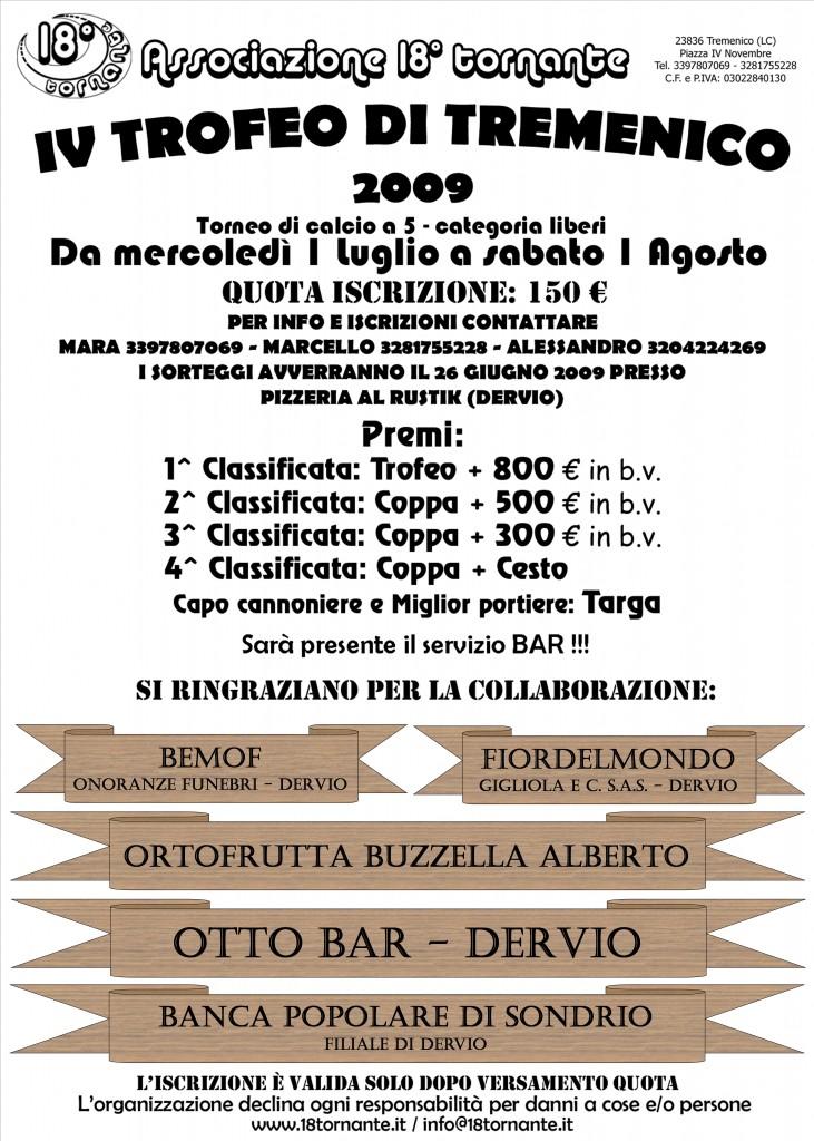 TROFEO 2009